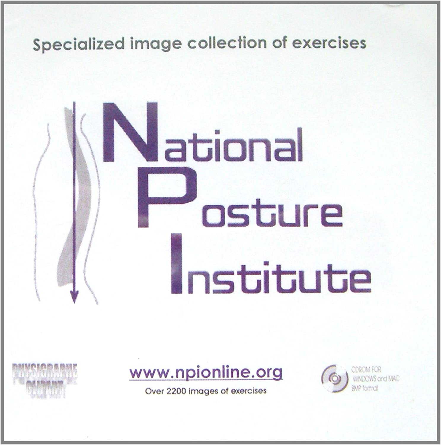 NPIExercise and Rehab Clipart Software