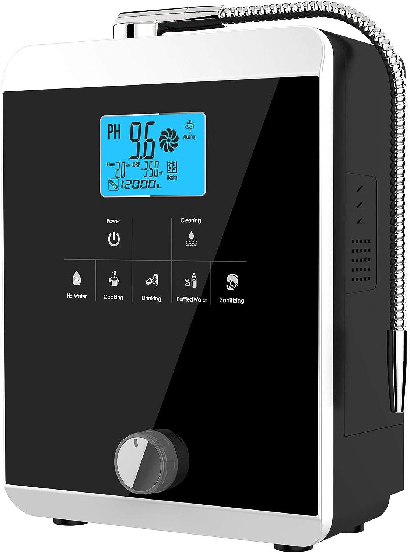 Water Ionizer and Purifier Machine 3-11 W PH 4 years warranty Acid Alkaline El Paso Mall