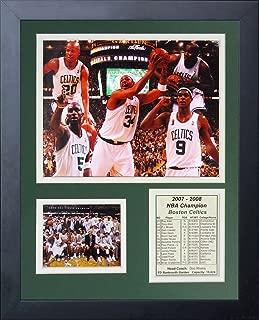 Legends Never Die 2008 Boston Celtics NBA Champions Collage Photo Frame, 11