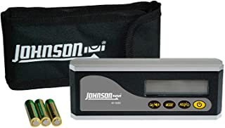 Johnson Level and Tool 40-6060 Electronic Inclinometer