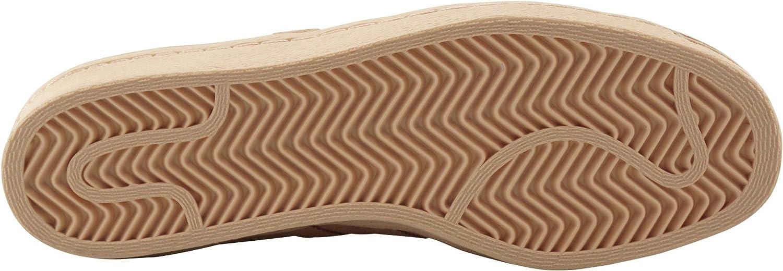 adidas Superstar 80s Metal Toe W, Zapatillas de Deporte para Mujer Rosa Roshel Roshel Roshel
