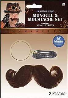 Best moustache and monocle Reviews