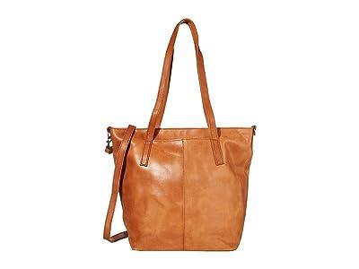 ABLE Alem Utility Bag (Whiskey) Handbags