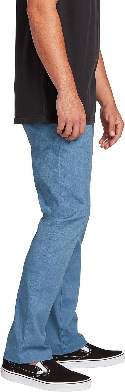 Volcom Mens Frickin Modern Fit Stretch Chino Pant