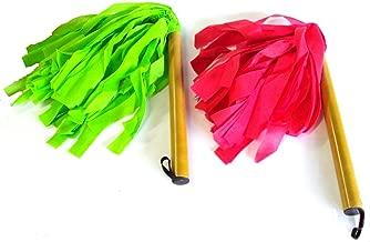 Bhagwati Plastic Duster, Standard, Multicolour -Set of 2 Pieces