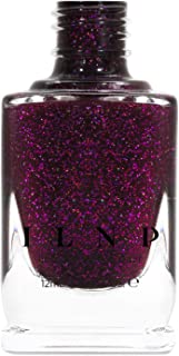 ILNP Madeline - Delicious Dark Berry Holographic Nail Polish, Chip Resistant, 7-Free, Non-Toxic, Vegan, Cruelty Free, 12ml