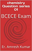 chemistry Question series 01: BCECE Exam