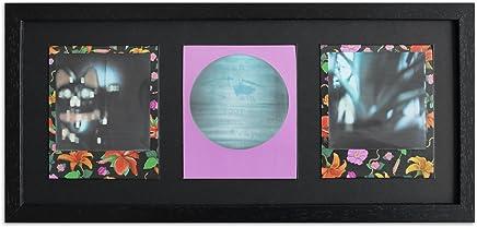 7993433fe0 Pared Style Marco para Polaroid de imágenes Serie A850 Negro, veteada  Normal Cristal Incluye paspartú