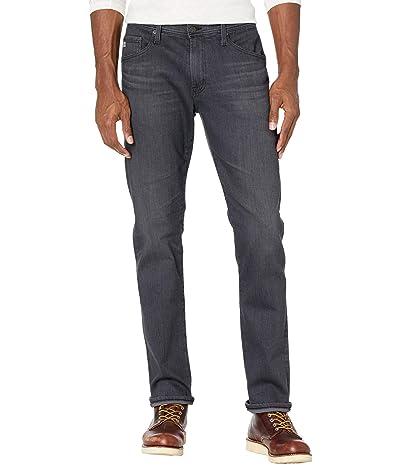 AG Adriano Goldschmied Everett Slim Straight Leg Jeans in 2 Years Bellevue (2 Years Bellevue) Men