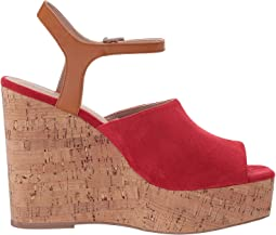 Hot Red/Camel