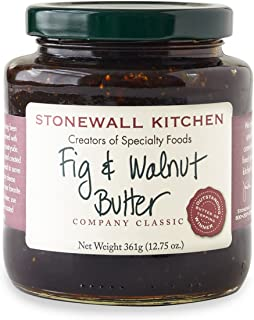 Stonewall Kitchen Butter, Fig and Walnut, 12.75 Ounce
