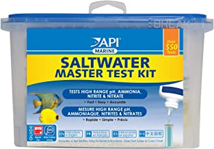 Best Test Kit For Saltwater Aquarium [2020]