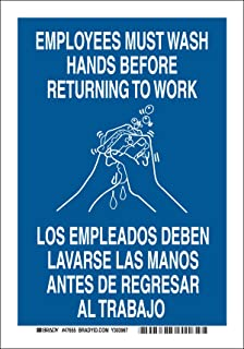 wash your hands in spanish sign