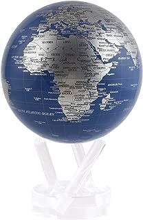 Blue and Silver MOVA Globe 4.5