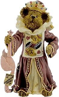 Boyds Bear Shoe Box Bear The Queen of Hearts... Croquet Anyone?