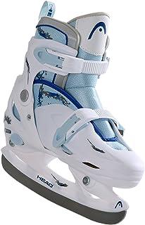 HEAD Barn skridskor COOL med spännen I justerbar i 4 storlekar I inkl. pälsfoder I hårda skal skridskor med rostfritt stål...