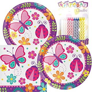 Best butterfly plates party Reviews