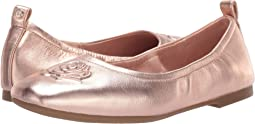 Pale Rose Metallic Nappa