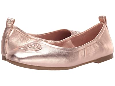 Taryn Rose Rosalie (Pale Rose Metallic Nappa) Women