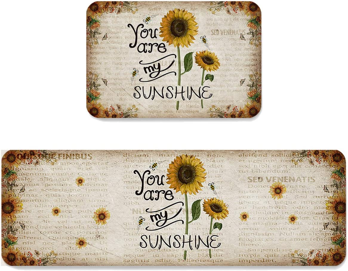 Edwiinsa You are レビューを書けば送料当店負担 My Sunshine on Vintage 売買 Sunflowers Farm Blooming