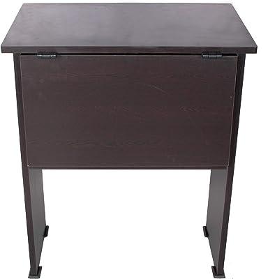 Ebee Store Multipurpose Table (Matt Finish, Wenge)