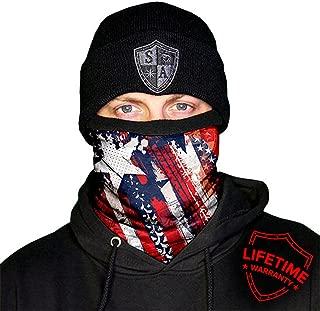 thermal fleece face shields