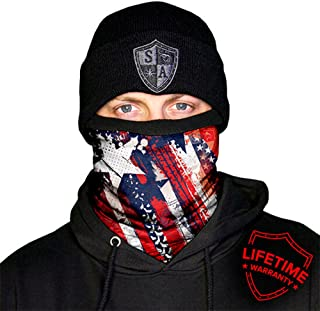 SA Frost Tech USA Fleece Lined Face Shield