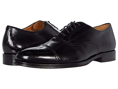 Cole Haan Gramercy Cap Toe Oxford (Black) Men