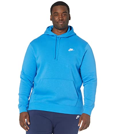 Nike Big Tall NSW Club Hoodie Pullover