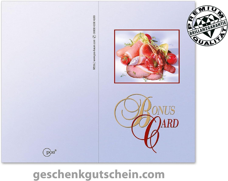 100 Stk. Stk. Stk. Kundenkarten für Metzger, Fleischer M556 B07587SBZ5   Umweltfreundlich    Lebensecht    Ausgezeichnete Leistung  f6e379