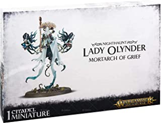 Nighthaunt Lady Olynder Warhammer Age of Sigmar