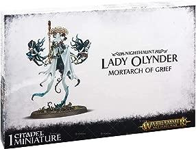 Games Workshop Nighthaunt Lady Olynder Warhammer Age of Sigmar