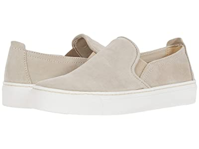 The FLEXX Sneak Name (Beige Suede) Women