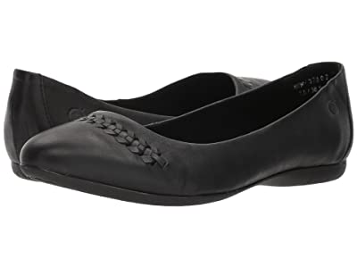 Born Madeleine (Black Full Grain Leather) Women