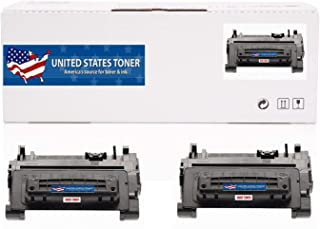 United States Toner CC364A MICR 64A Compatible 2-Pack of Check Printing Toner Cartridge Replacements for HP Laserjet P4014, P4015, P4515 Laser Printers. Yields up to 20000 Pages.