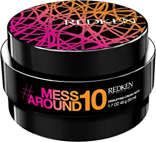 Redken Mess Around 10 Disrupting Cream Paste for Unisex - 1.7 oz, 244.94 grams