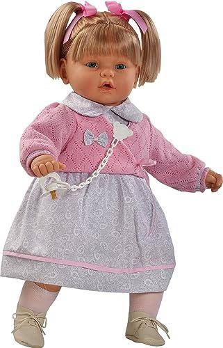 Entrega directa y rápida de fábrica Berbesa berbesa802462cm bebé bebé bebé Dulzona muñeca Llora para Eliminar su Chupete  el mejor servicio post-venta