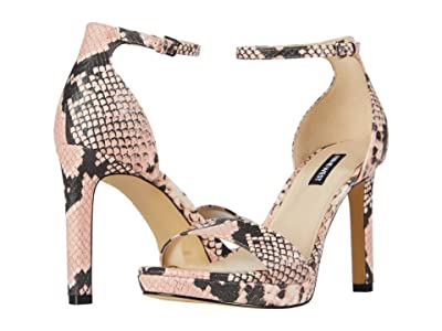 Nine West Edyn (Apricot) Women