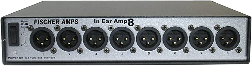 Best fischer amps in ear amp 8 Reviews