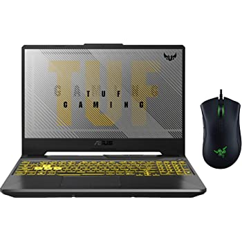 """2020 ASUS TUF 15.6"""" FHD Gaming Laptop PC 