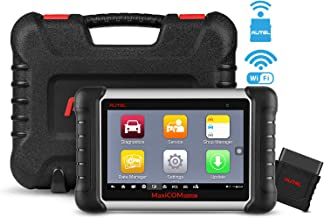Autel MaxiCOM MK808BT Diagnostic Scan Tool Automotive Scanner with All Systems Diagnosis, 21 Special Functions, IMMO Keys, ABS Brake Bleed, Oil Reset, EPB, SAS, BMS, DPF, Upgraded Ver. of MK808 MX808