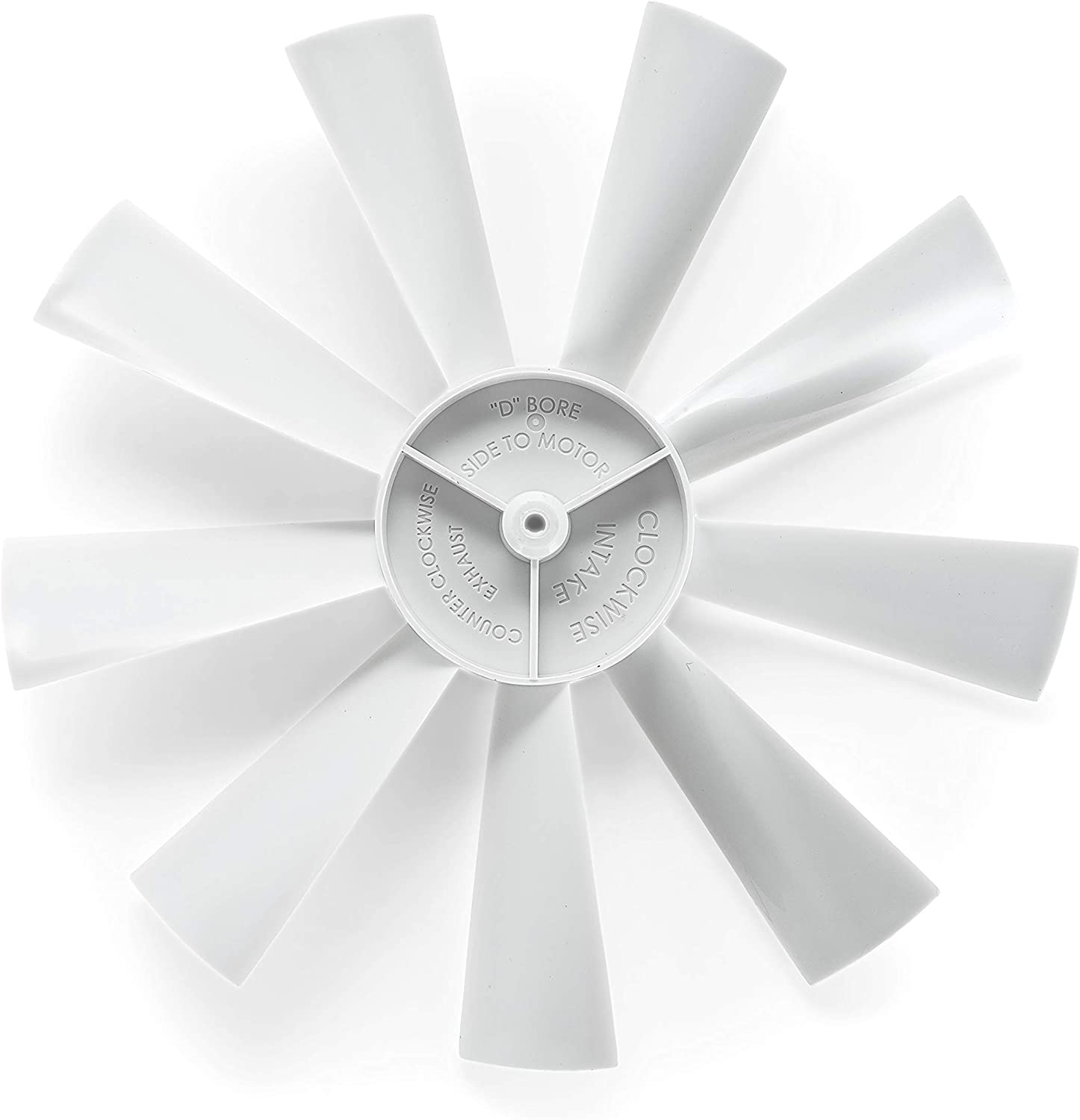 Camco trust 40428 Replacement RV Blade Inverse Vent Fan Overseas parallel import regular item