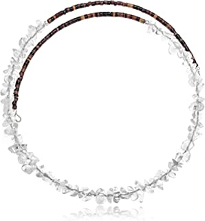 $200Tag Citrine Certified Navajo Native Adjustable Choker Wrap Necklace 25566 Made by Loma Siiva