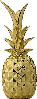 Ananas décoratif, Bloomingville Couleur Or
