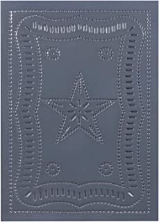 Federal Panel in Country Tin