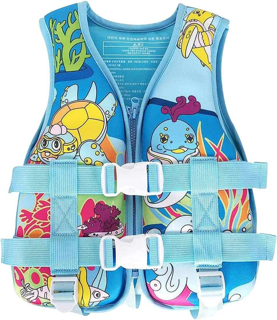 Spring new Selling rankings work one after another DLRBDMM Kids Life Jacket Youth Safety Swimwear Swimming Swimsuit