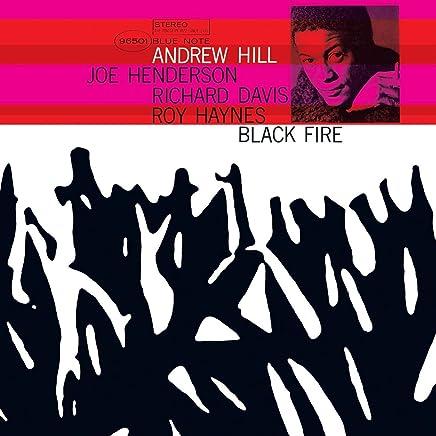 Black Fire Blue Note Tone Poet Series