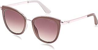 Mixte Adulte Bordeaux Rouge Guess GU 71U 52 Montures de lunettes