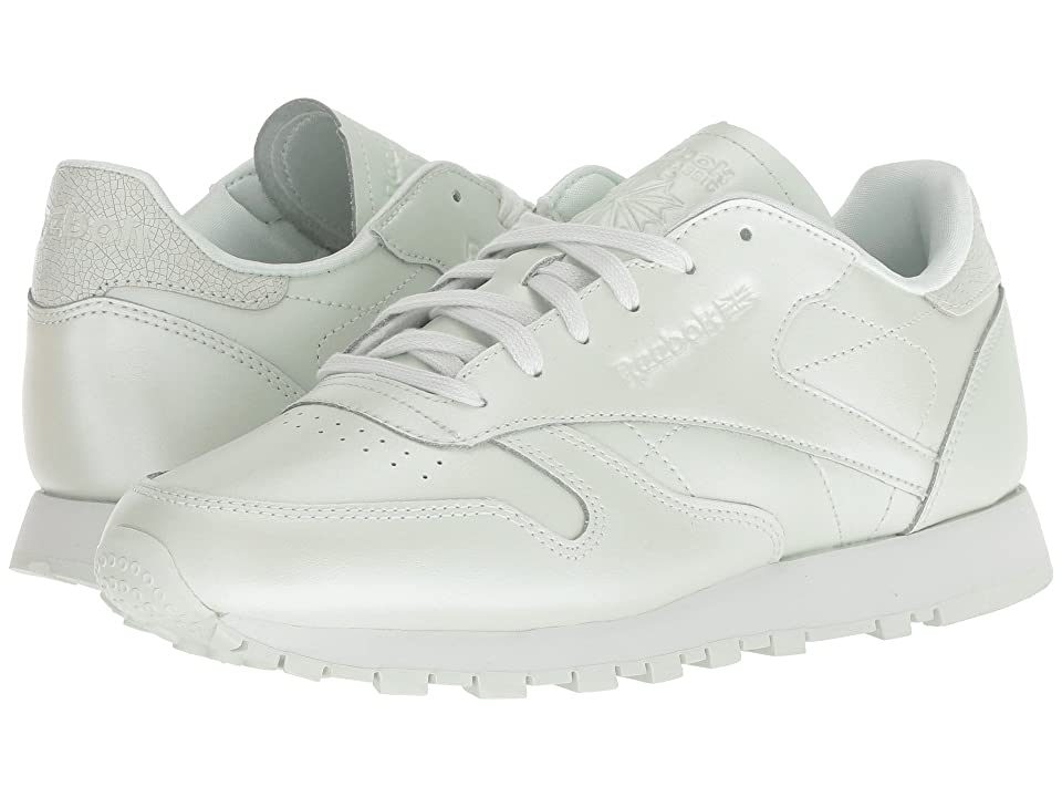 Reebok Lifestyle Classic Leather (Opal) Women