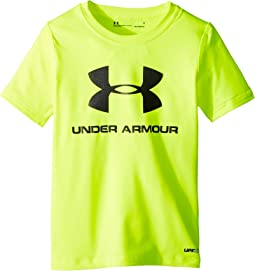 UA Big Logo Surf Shirt (Little Kids/Big Kids)